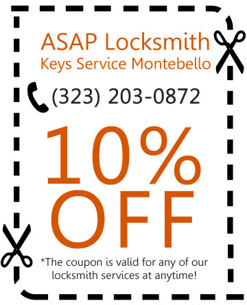 locksmith service coupon